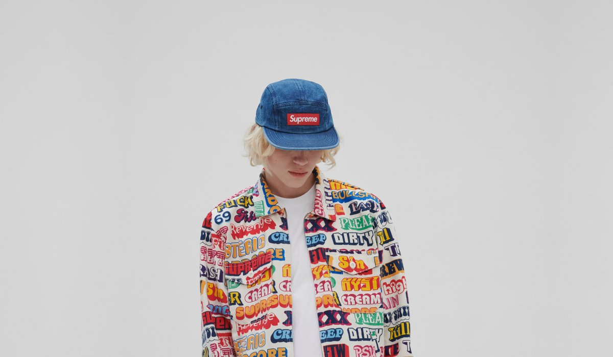 Supreme has arrived. Shop apparel and accessories from the iconic subversive skate brand. Now available on the app and https://t.co/fZOxW7rwGu https://t.co/xMNAC9IQ5i