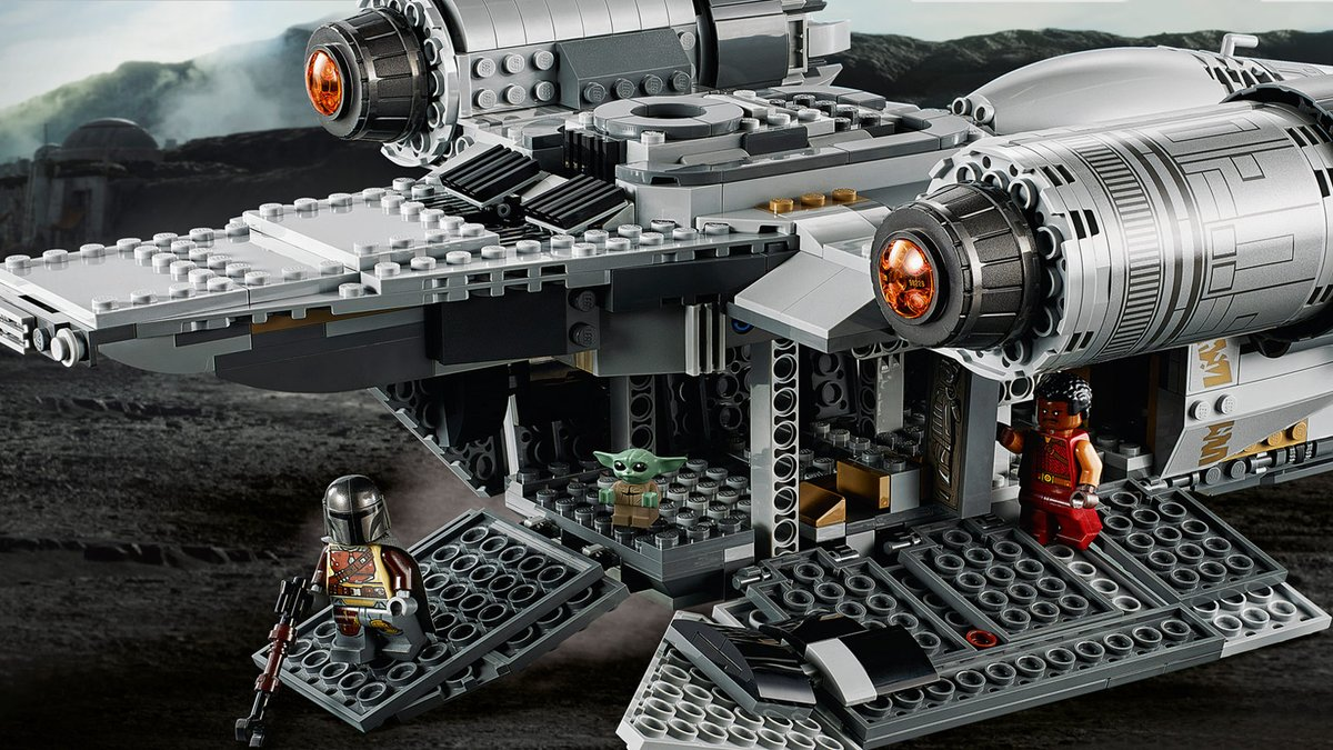 StarWars.com shared a first look at some new #LegoStarWars sets, which feature minifigures and vehicles coming to LEGO Star Wars: The Skywalker Saga. Check out the new reveals at strw.rs/6005GKP2z