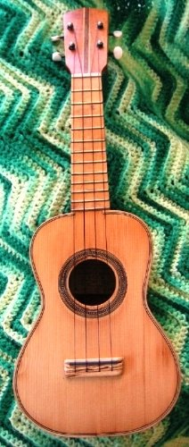 Roca Brothers soprano ukulele or Guitarico