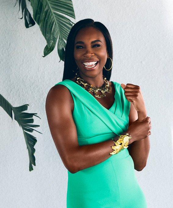 Happy Birthday Venus Williams!!!