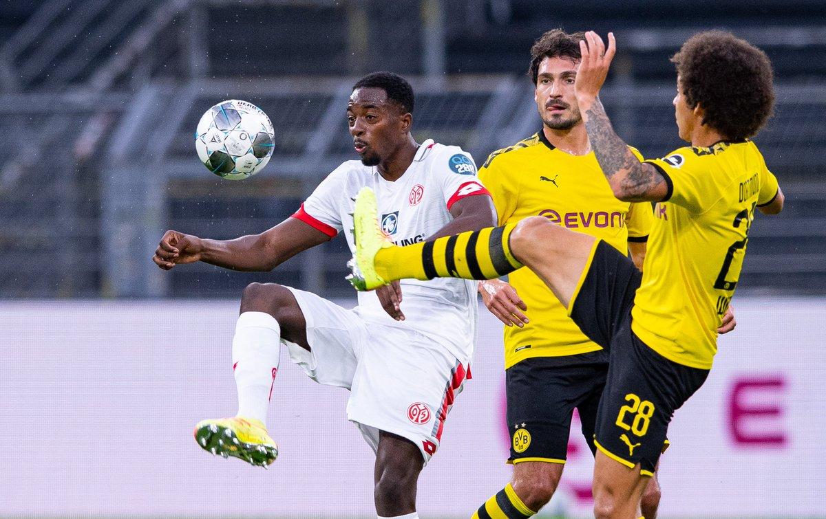 Xem lại Dortmund vs Mainz 05 Highlights, Bundesliga – 18/06/2020