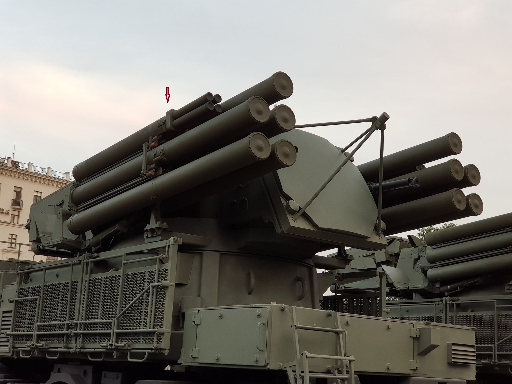 Pantsir missile/gun AD system Thread: #2 - Page 8 EavhXILUcAAS1EC?format=jpg&name=large