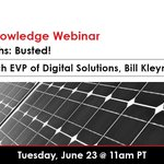 Image for the Tweet beginning: Don't miss the Microgrid Knowledge