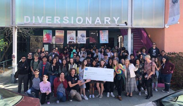 Congratulations @DiversionarySD! (Photo taken pre-COVID)  http://www.fromanother0.com/2020/06/diversionary-theatre-announces.html…  #FromAnother0 #Theatre #SanDiego #California #blog #bilingualBlog #DiversionaryTheatrpic.twitter.com/kK5xsPkKzm