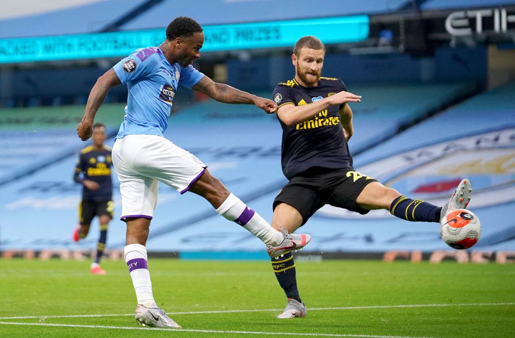 Xem lại Man City vs Arsenal, Ngoại hạng Anh – 18/06/2020