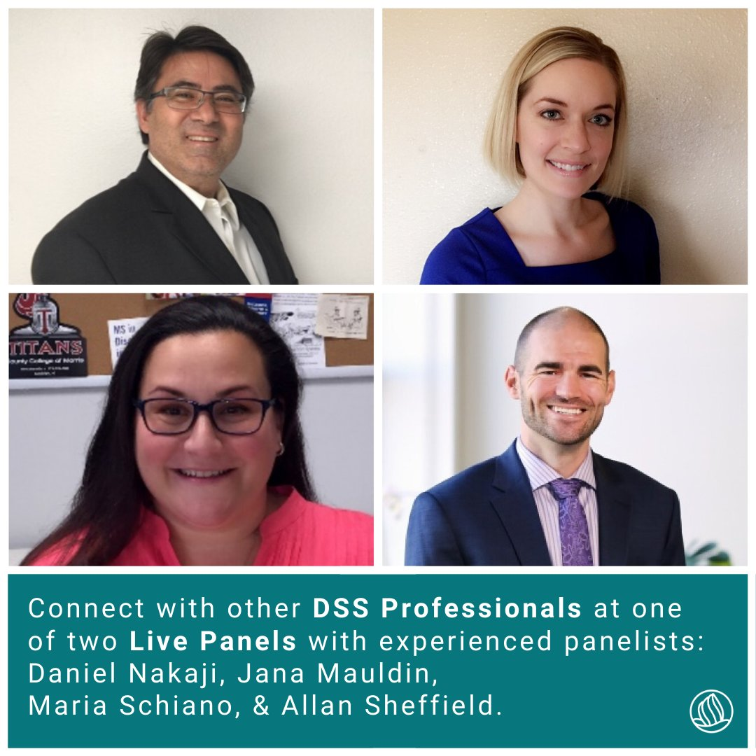 Disability services professionals: Preparing for Fall semester to ensure access for #DeafStudents during #COVID19? Join a panel w/ Allan Sheffield (@rutgers_newark) Jana Mauldin (@madisoncollege) Maria Schiano (@CCM_edu) & Daniel Nakaji (@sdccd). Register: https://t.co/k284EOFryF https://t.co/GXVj8mcbOz