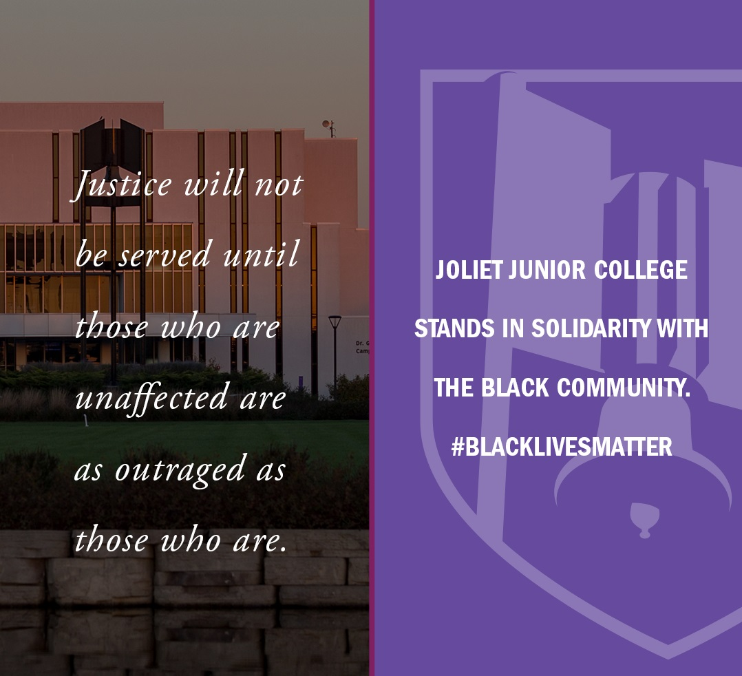 Recent deaths of George Floyd, Ahmaud Arbery, Breonna Taylor, and Rayshard Brooks are heavy on our hearts and minds. It starkly illustrates the inequities within socioeconomic and racial demographic groups. JJC stands in solidarity with the black community. Black Lives Matter.