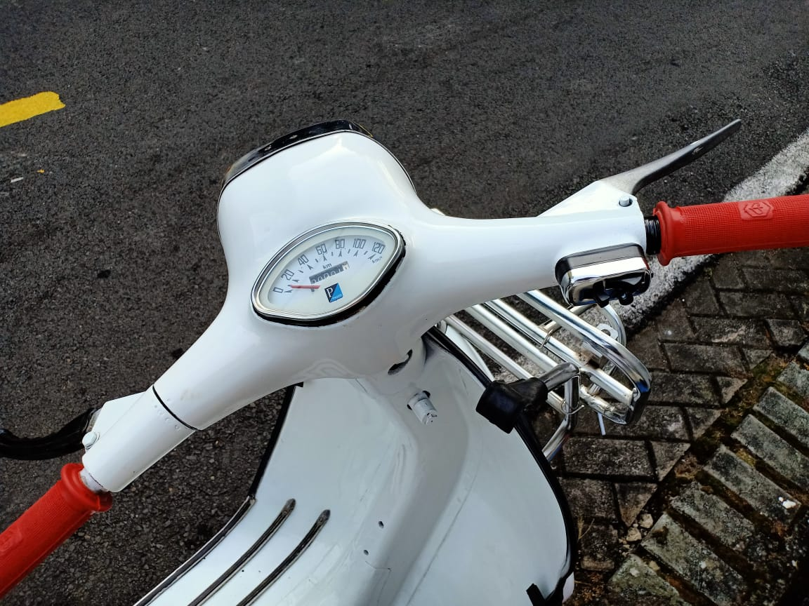 Vespa Petrol Tap Fast Flow Sip Beedspeed