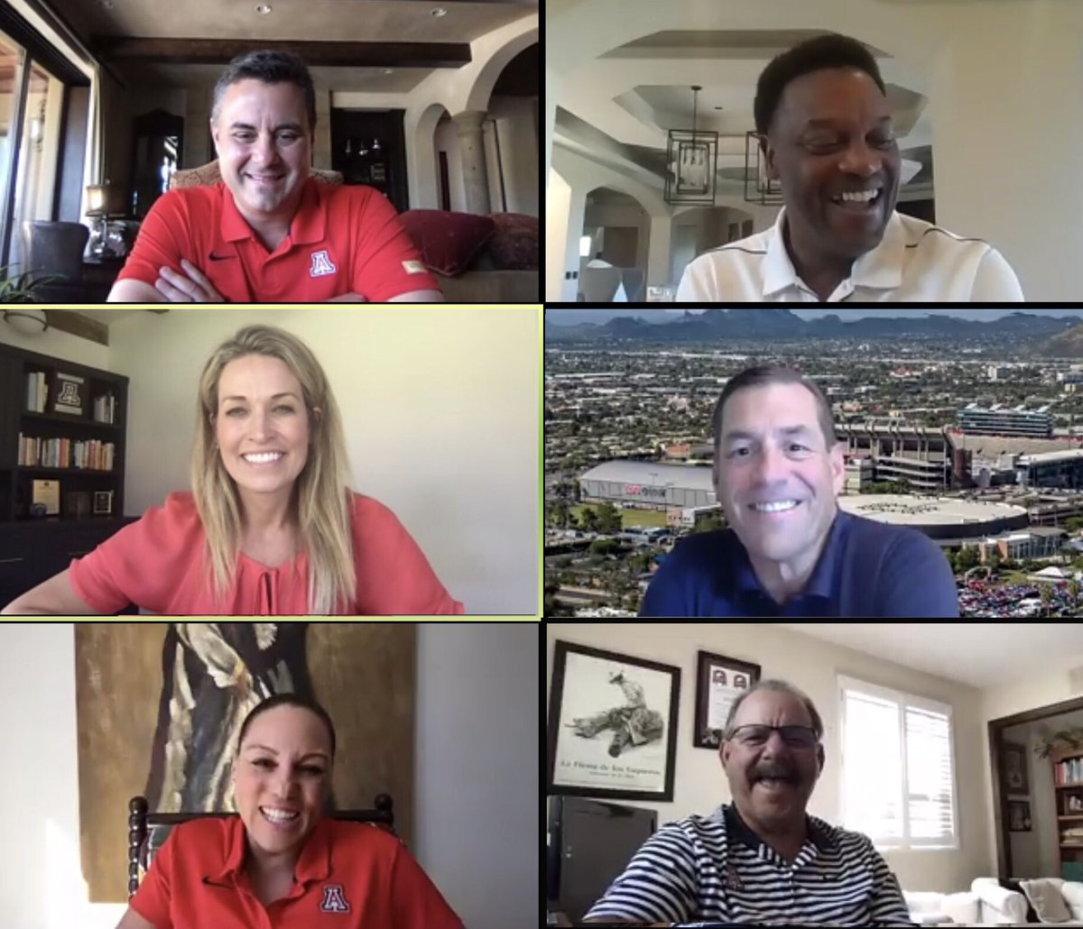 Thank you to everyone who came out to the Wildcat Virtual Chat! It was great to hear new perspectives and how this time has been beneficial to head coaches in learning to be flexible with change. https://t.co/VQwZZn3MGo