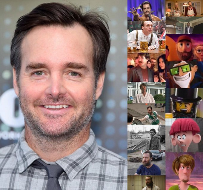 Happy 50th Birthday to Will Forte!