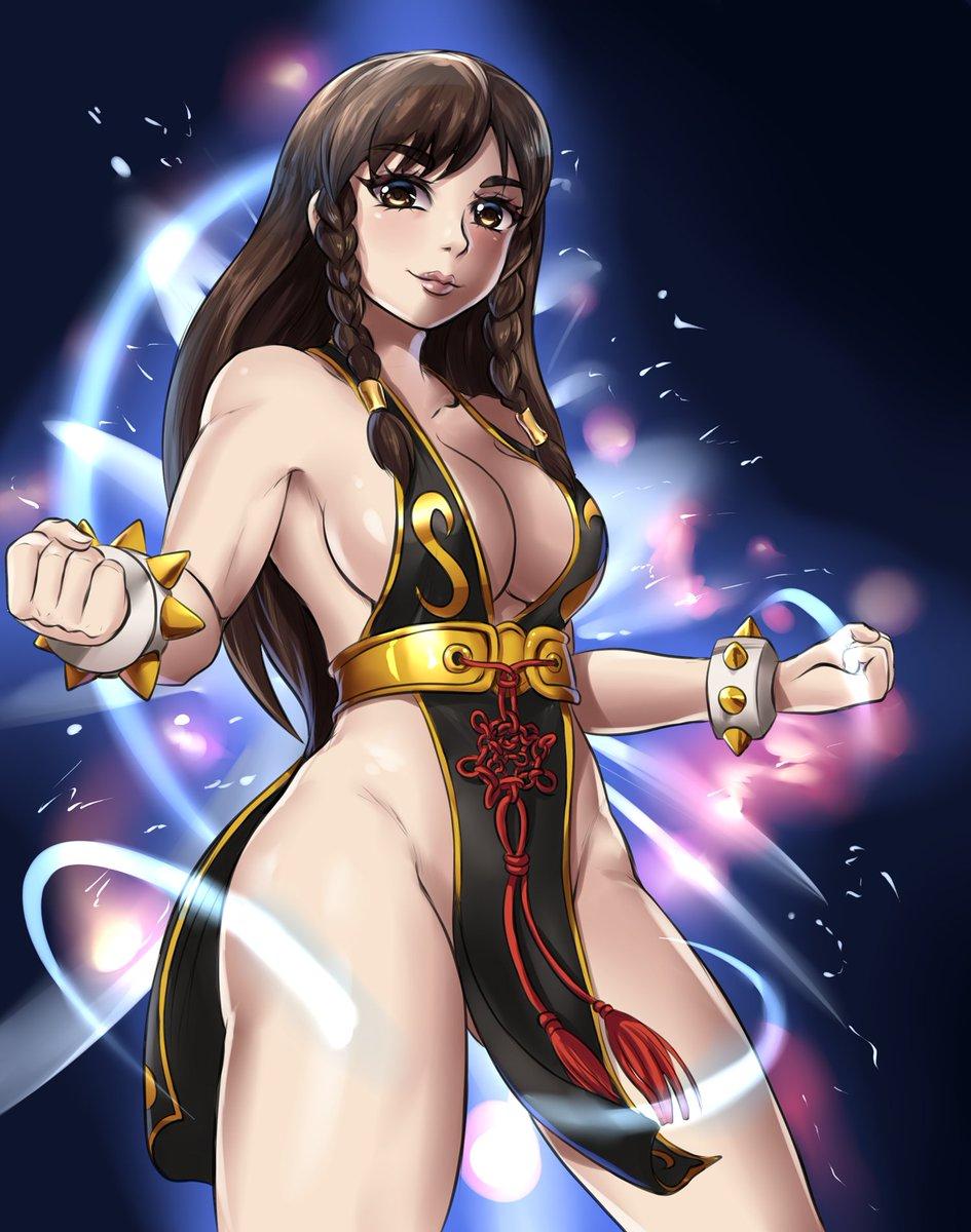 Leonart On Twitter Chun Li Battle Costume Street Fighter