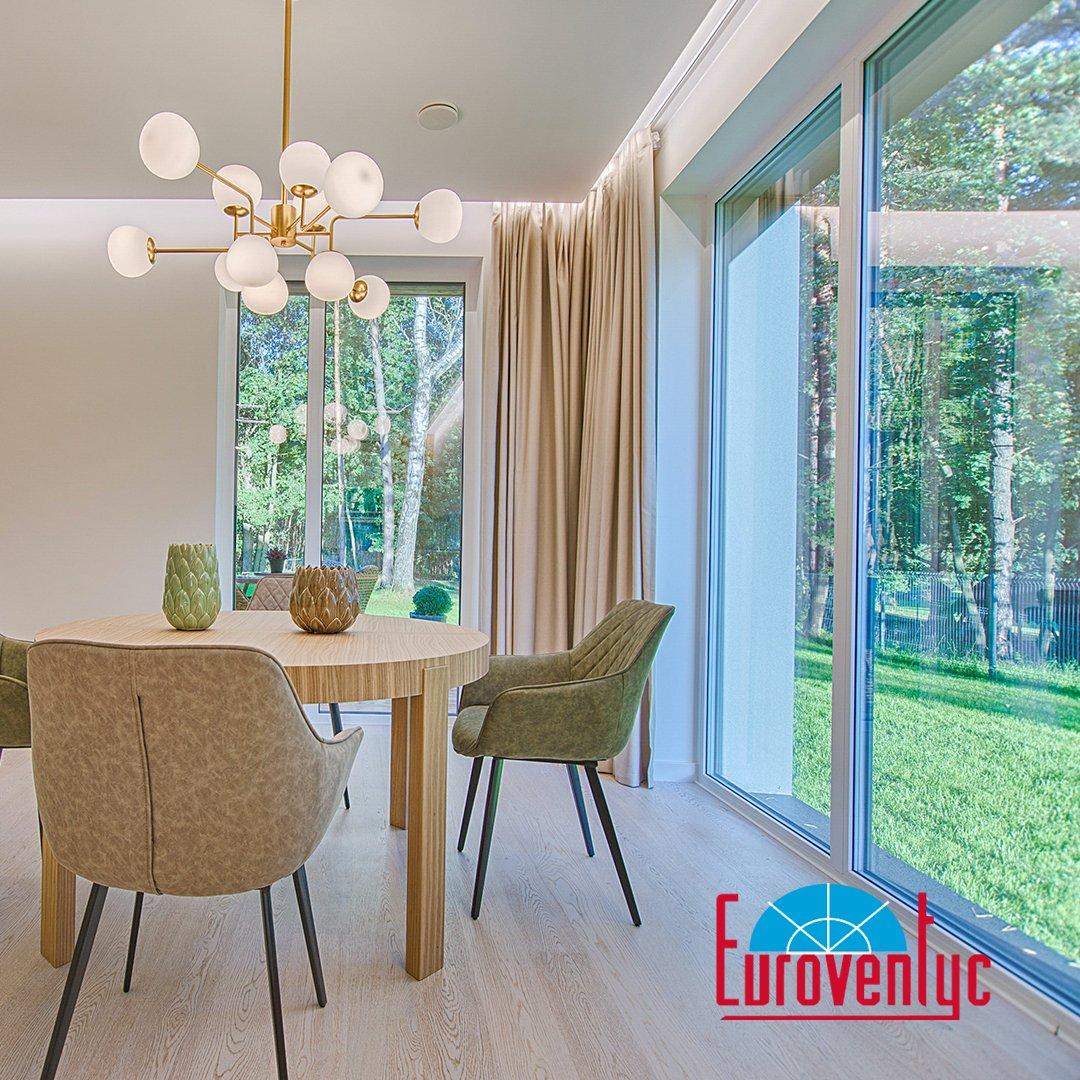 Las ventanas y puertas de PVC Euroventyc son compatibles con cualquier estilo arquitectónico, decoración o color. . . #Euroventyc #VentanasPVC #PuertasPVC #PVC https://t.co/DVJXCC84w4
