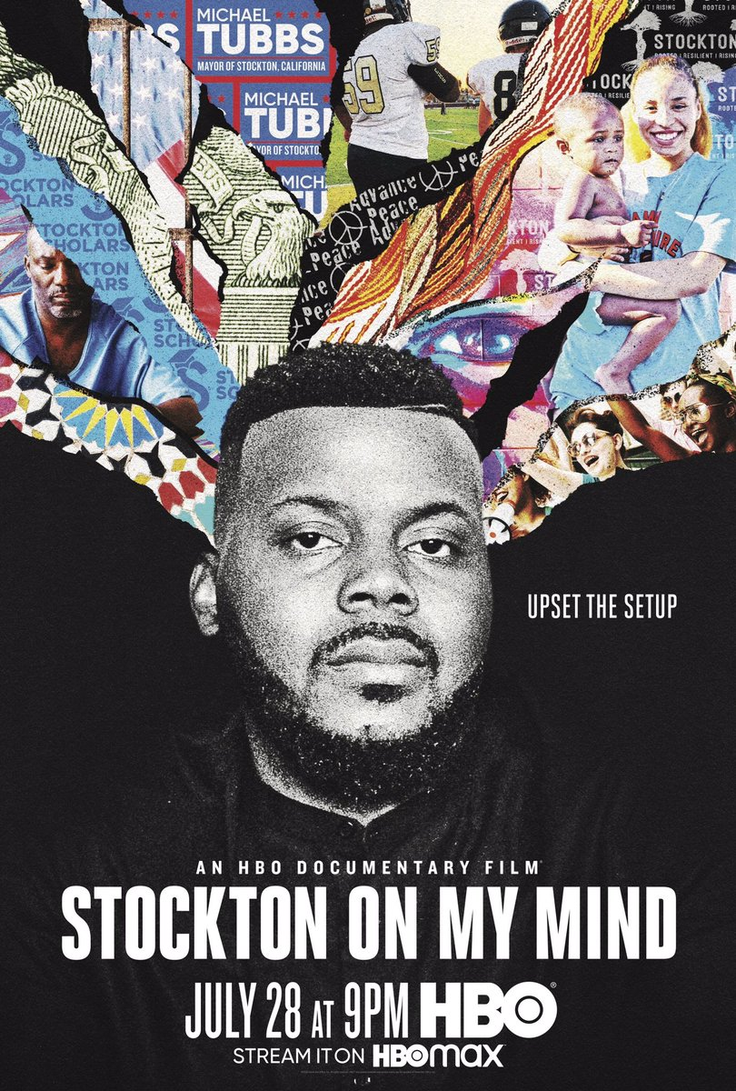 This new documentary feature film, from director Marc Levin, shares the challenges and triumphs of our city, Stockton, California. In America's most diverse city, we are working to upset the setup! #stocktononmymind #reinventstockton https://t.co/xGoOL9gqpX