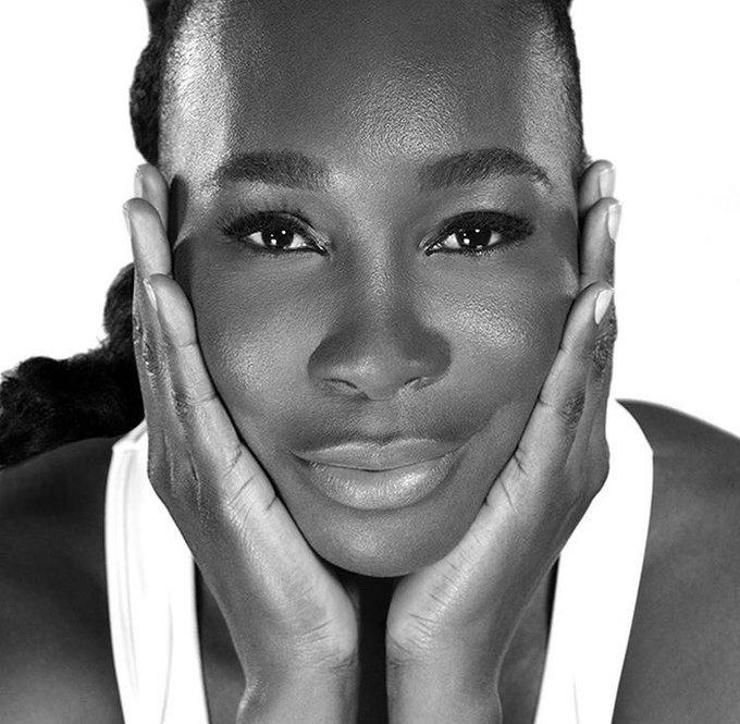 Happy 40th Birthday to the legendary Venus Williams