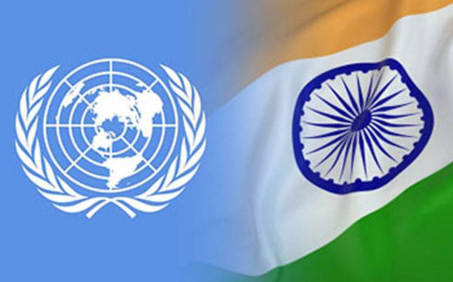 Back at the high table! Great to see India on the @UN Security Council for the eighth time, winning the election unopposed by 184 votes out of 192. We will be a voice of reason and moderation, an advocate of dialogue and a proponent of international law.