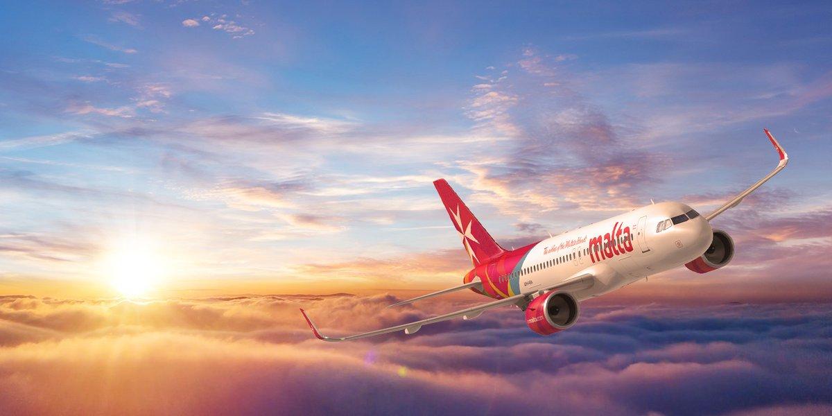 La compagnie @AirMalta reprend ses vols entre Lyon et Malte. 2 vols par semaine seront opérés à partir du 1er juillet #VINCIairports #flyfromlyon + d'info sur la reprise des vols :  https://t.co/5X0qQALOeU https://t.co/NXVinVVGVX