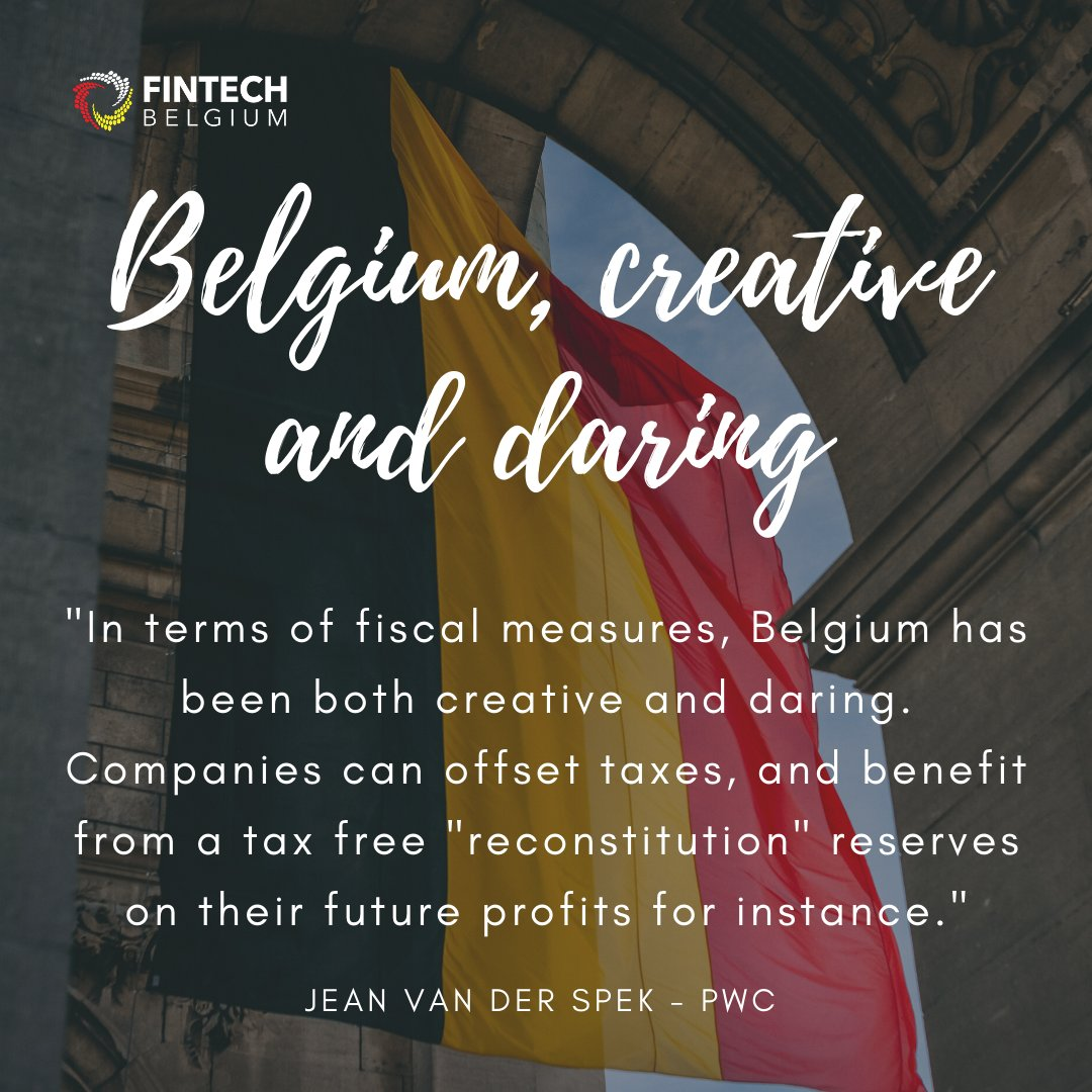 - QUOTE OF THE DAY - By Jean Van der Spekfrom @PwC_Belgium, during our 9th #webinar session on Post-Covid #Financials.  Our next webinar is this tomorrow, June 19th and we will focus on #Bankruptcy! Register now!  https://t.co/AmzeiAOG4p https://t.co/aDv8EjQS3B
