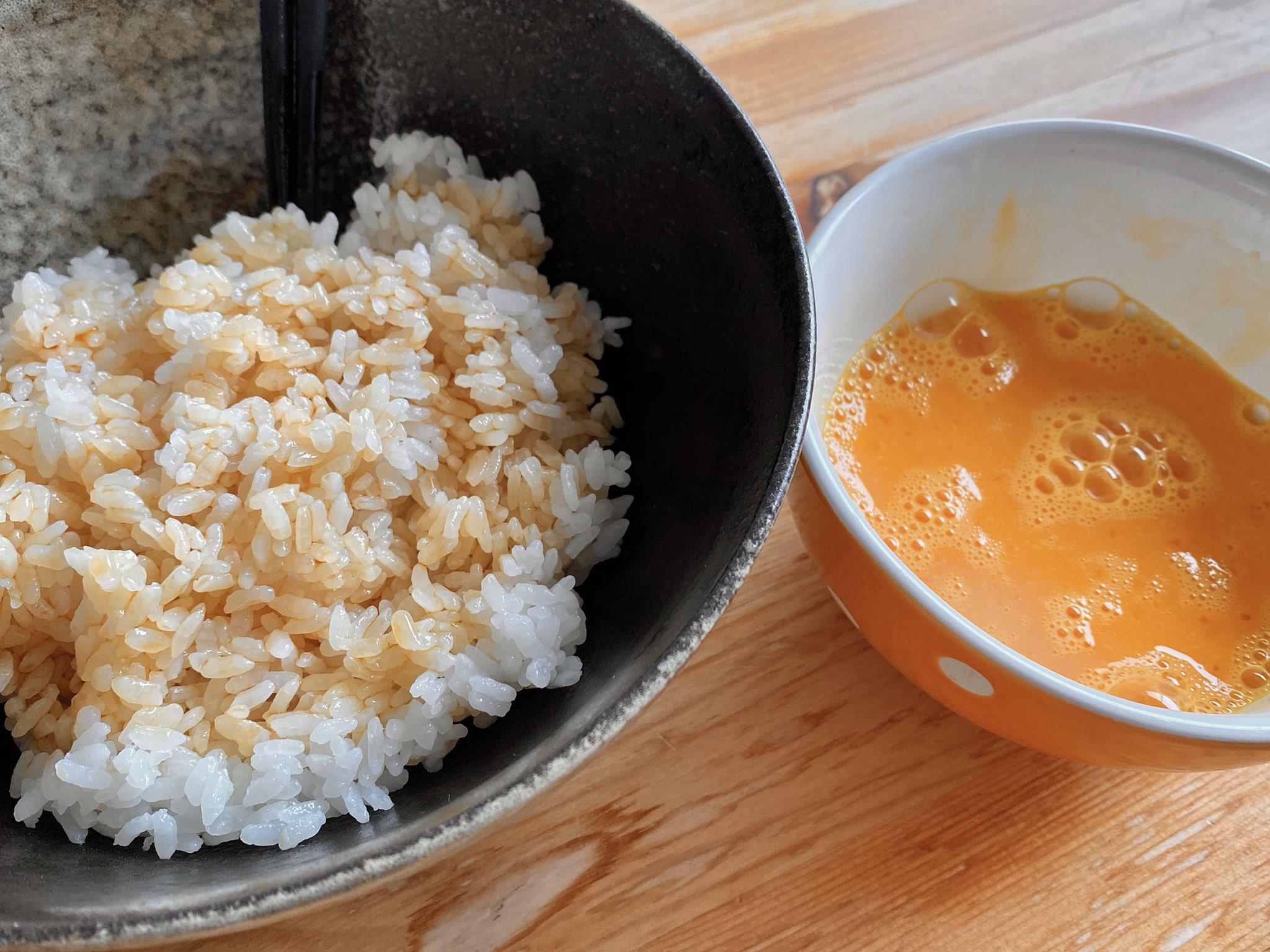 おいしい卵で卵かけご飯をする時の注意点!先に「醤油ご飯」を作ってから卵をぶっ掛けると味が全然違う!