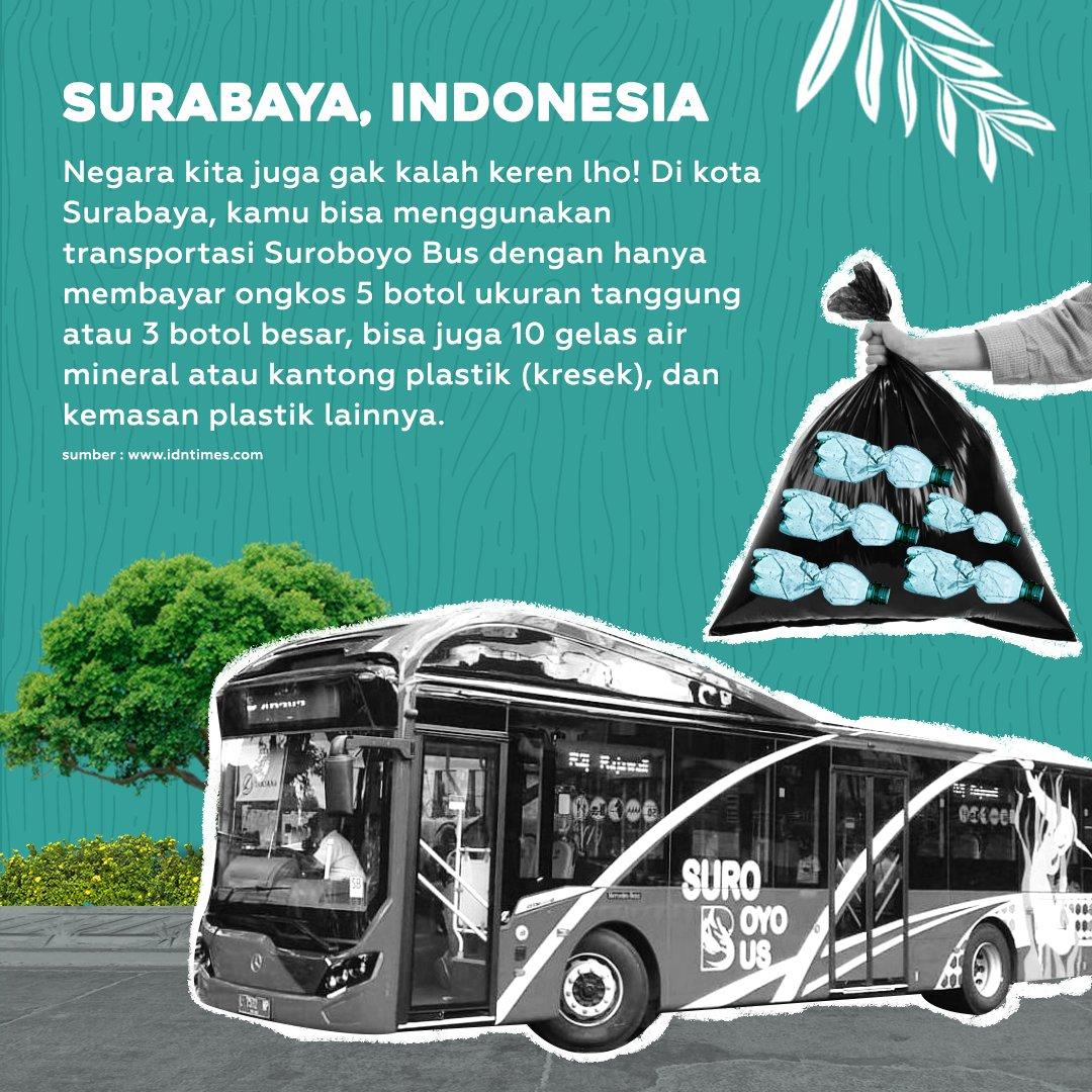 Banyak lho cara - cara kreatif dilakukan berbagai Negara termasuk Indonesia, gaes.   #SiapDarling #PeduliLingkungan #CintaLingkungan #ZeroWastepic.twitter.com/VaiId6icc7