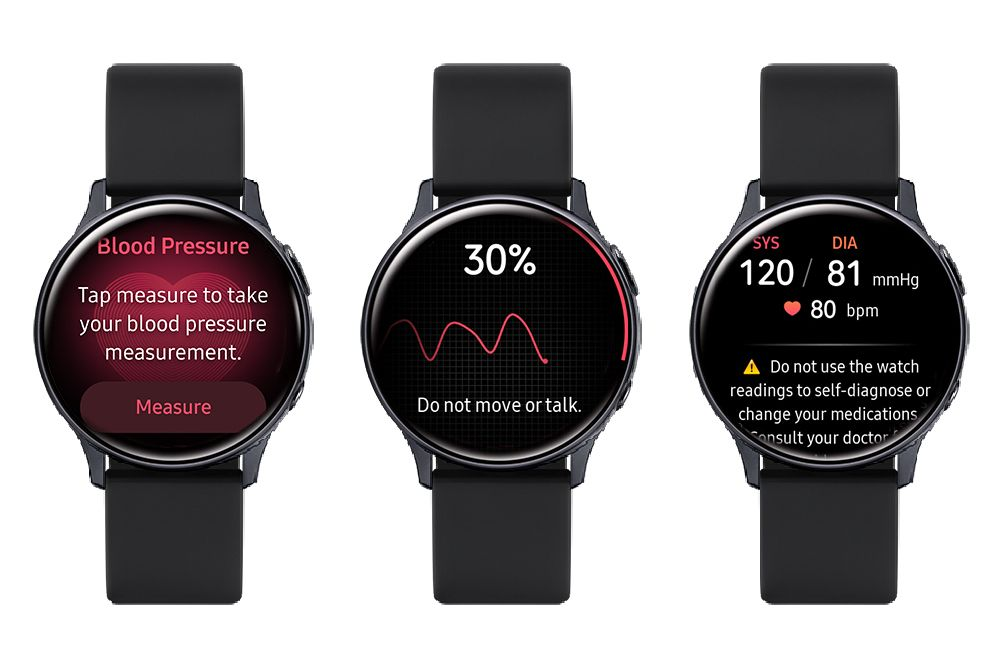 Samsung rolls out smartwatch blood pressure tracking in South Korea