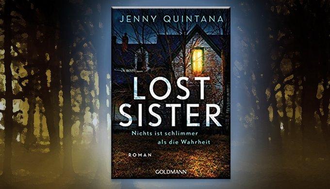 Jenny Quintana: Lost Sister