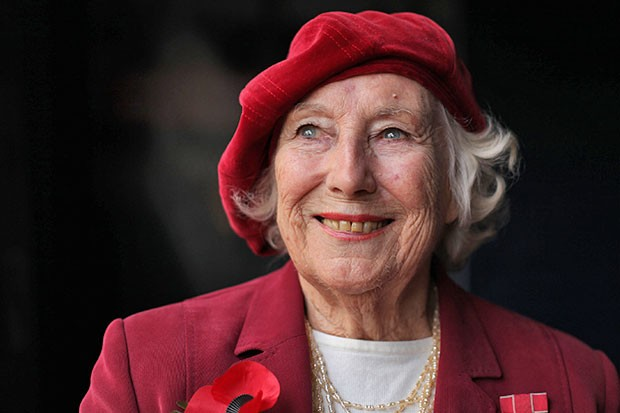 A hero of our time and a beacon of hope to millions. Dame Vera Lynn will live on in our memories as a symbol of hope, resilience and the forces sweetheart (Well Meet Again). #DameVeraLynn