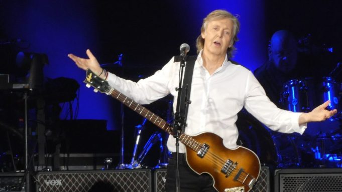 Happy Birthday Sir Paul McCartney (June 18, 1942) The Beatles and Wings, solo artist. The most successful rock composer of all time. McCartney first met John Lennon on July 6th 1957, who was impressed that Paul could tune a guitar. With The Beatles he scored 21 US No.1 singles. https://t.co/5dpaFcwdeJ