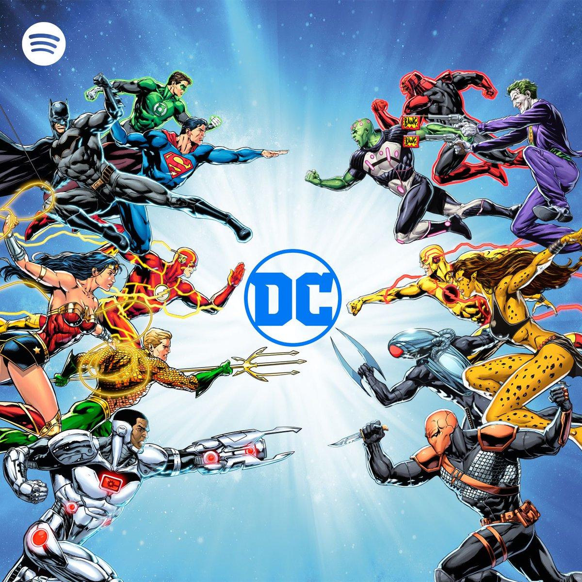Spotify's next podcast stars: Harley Quinn and Batman