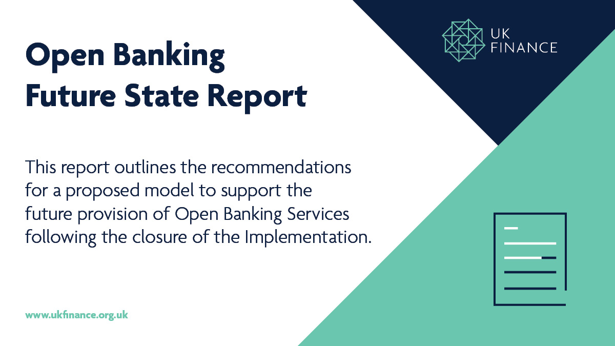 UK Finance has set out a future model for how the UK's world-leading Open Banking (OB) functions can continue and progress once the current implementation phase ends early next year, in association with @Accenture.  Read here for more: https://t.co/qDwemNaV2E https://t.co/P2zs7rlJRk