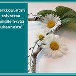 Image for the Tweet beginning: Rentouttavaa juhannusta kaikille!