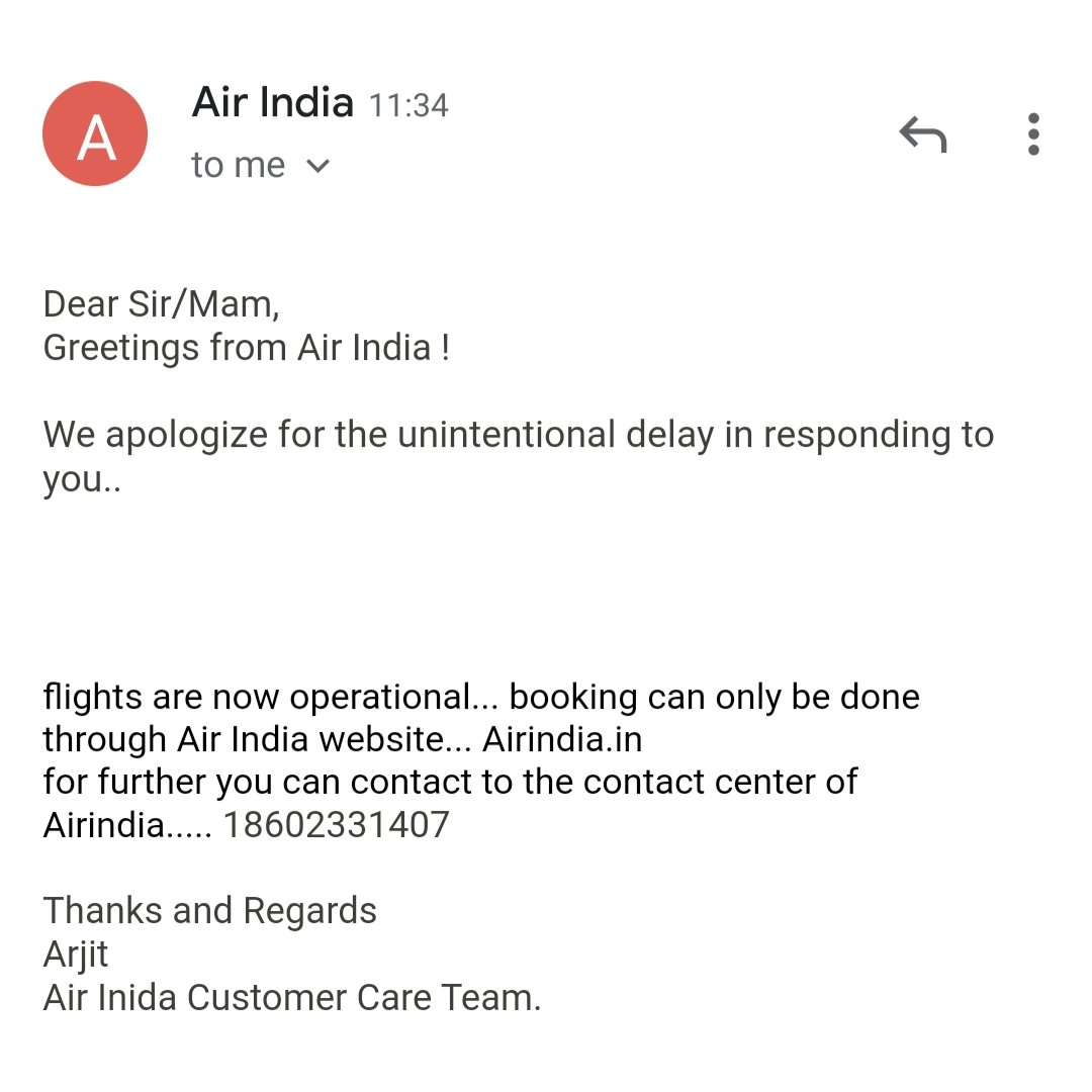 @airindiain @HardeepSPuri After all this getting a mail from them saying bookings are open !!!! People from all different places are evacuted but what about #DubaitoMumbai & #MumbaitoDubai Waiting for the revert @airindiain by #helplessMumbaikars 😭😭😭😭😭😭😭😭😭😭😭 https://t.co/n20hTlX5nb https://t.co/cVJsbboe6i