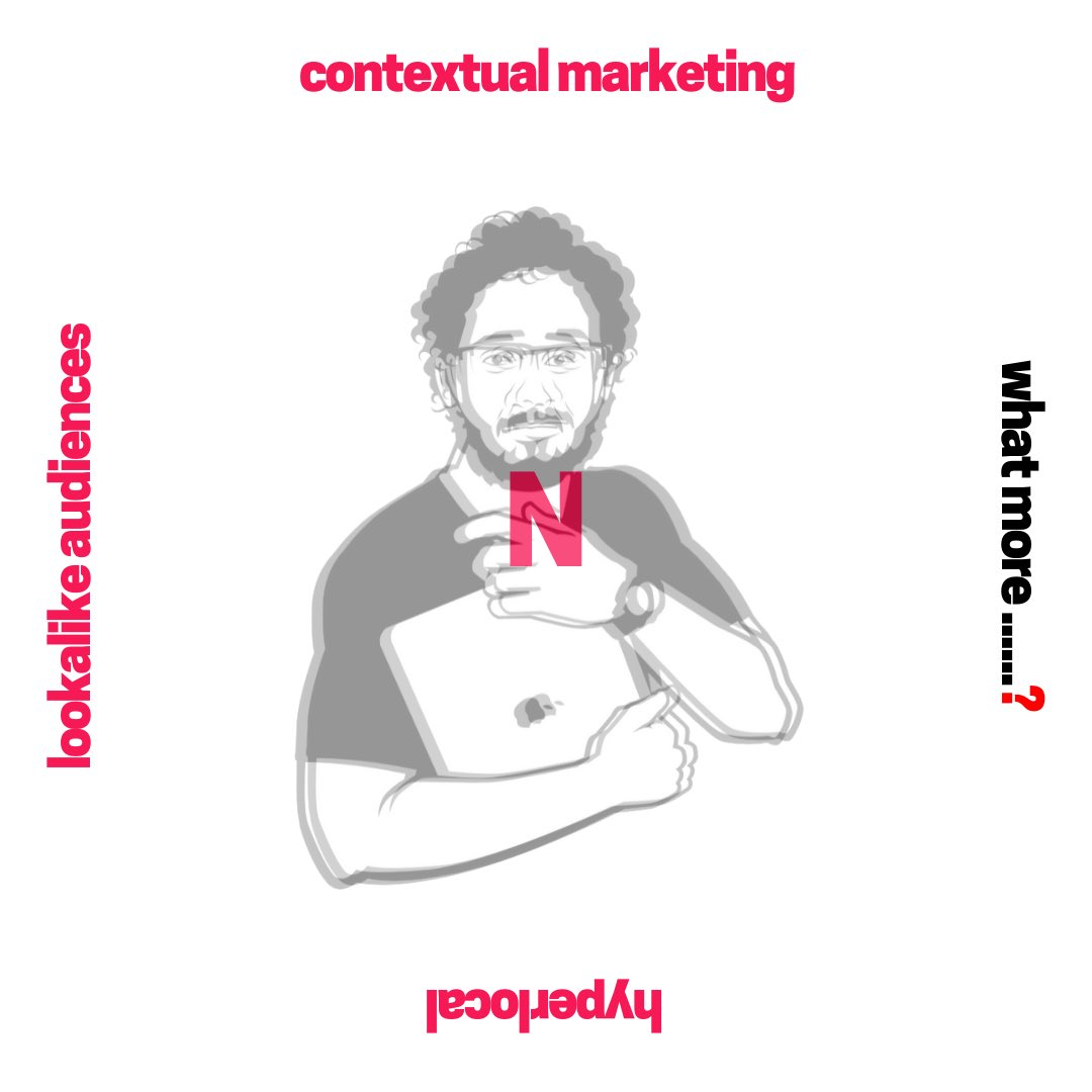 Contextual marketing is a type of marketing that uses online means to promote products and services.  . . . #pune #media #contextualarchitecture #contextualmarketing #guerillamarketingtactics #hyperlocal #marketingtips #agencylife #bahrain #bh #bahrainevents #technobahrain https://t.co/bYZozf0Aiq