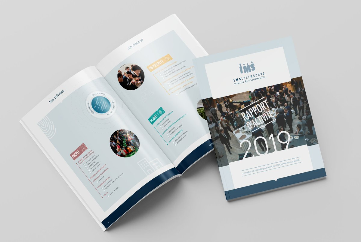 OUR #ACTIVITYREPORT IS OUT 📍 64 events 👤 1700 participants 🔎 12 fields of action 📚 15 publications 🖼 1 exhibition All about our 3 issues: 👥#PEOPLE, 🌍#PLANET, 🏢#PROSPERITY   Download the 2019 report https://t.co/nGfOKReSGV https://t.co/rvltc5ASSJ