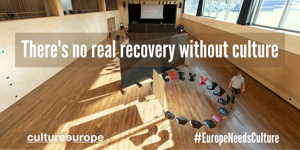 .@actforculture shared a petition to double Creative Europe's budget for the upcoming #MultiannualFinancialFramework (MFF).  Sign the petition: https://t.co/ZrRe7zLJtz #artisticfreedomeurope #freearteurope #postkodeffekten #projectforchange