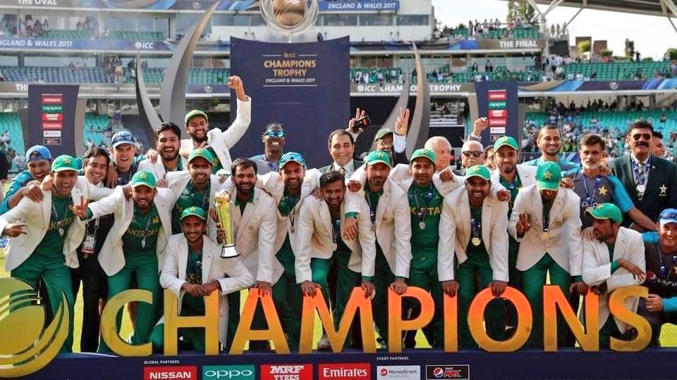 - This was for the country and the fans who never changed course!   AND WE MARCH ON... #ChampionsTrophy