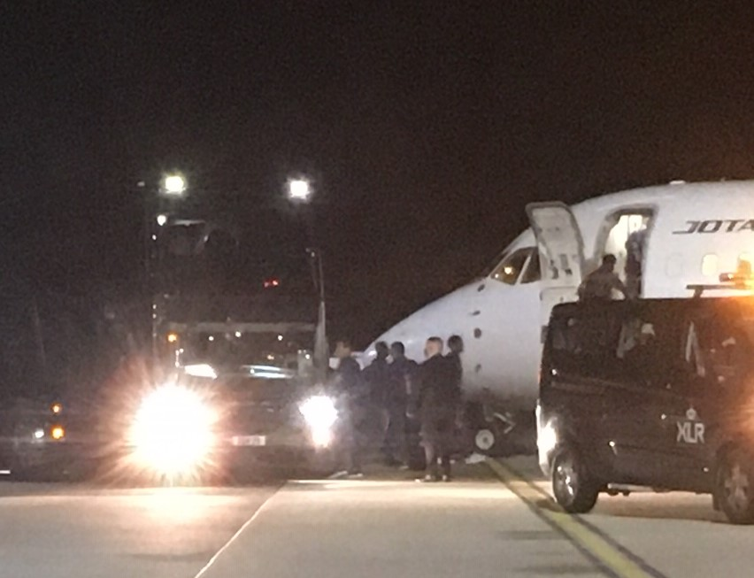 The return of the Premier League also meant the return of football related flights through the Airport as the Arsenal team depart from the Airport after their match with Man City last night. https://t.co/NU2NJJvH2D