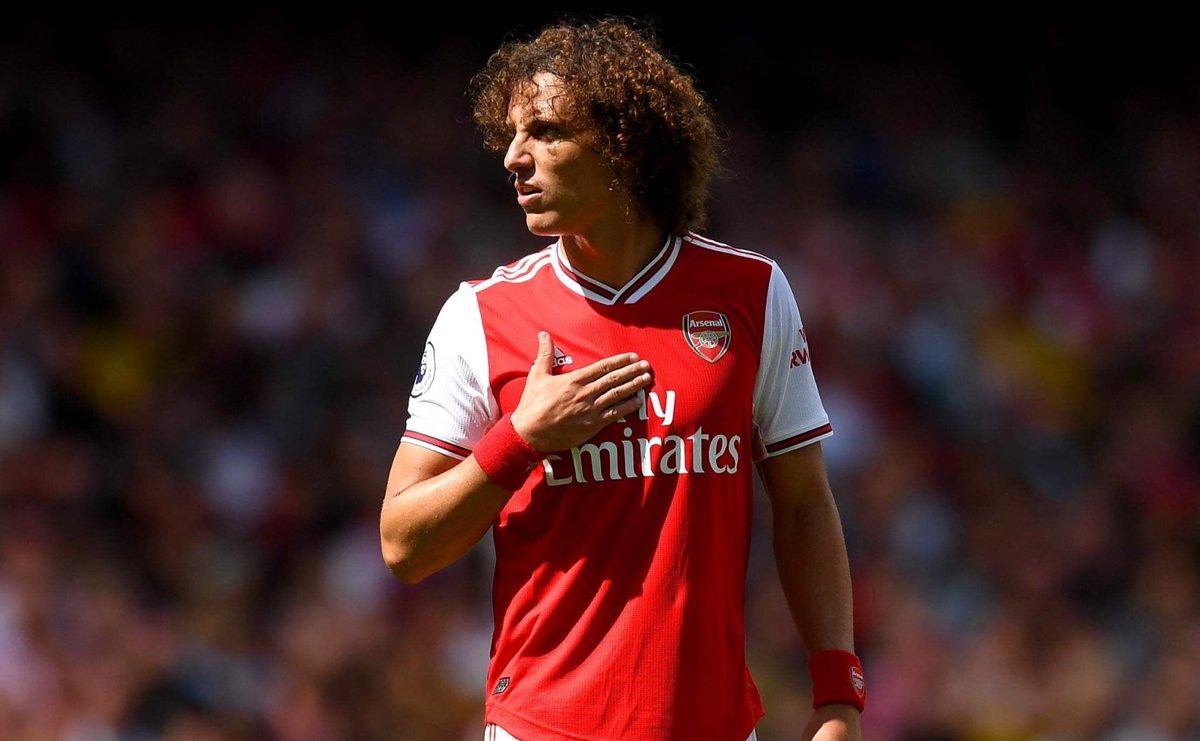 Luiz: Man City Loss was my Fault