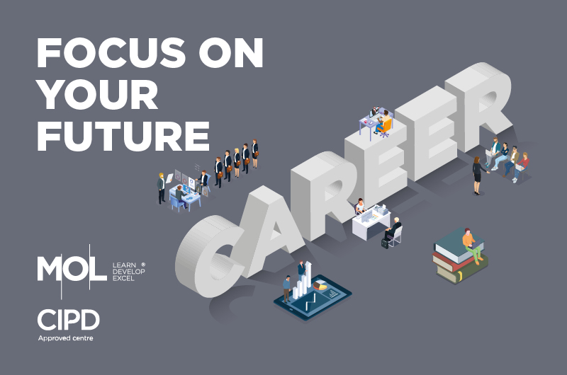 Focus on your future career – start your journey towards an HR qualification and get CIPD qualified online. Now with 20% reduced fees to support you starting your career in the HR profession. Find out more at https://t.co/sa4C2GgmwK  #CIPD #HR #LandD #HumanResources #HRtogether https://t.co/FlhqfAJ09N