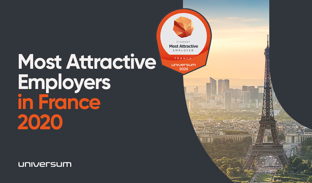 Who are the French's Most Attractive Employers this year? Check it out! ➡ https://t.co/ncpEgCQlfs https://t.co/33JUmUYlH9