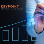 Image for the Tweet beginning: Keypoint Intelligence report on Print