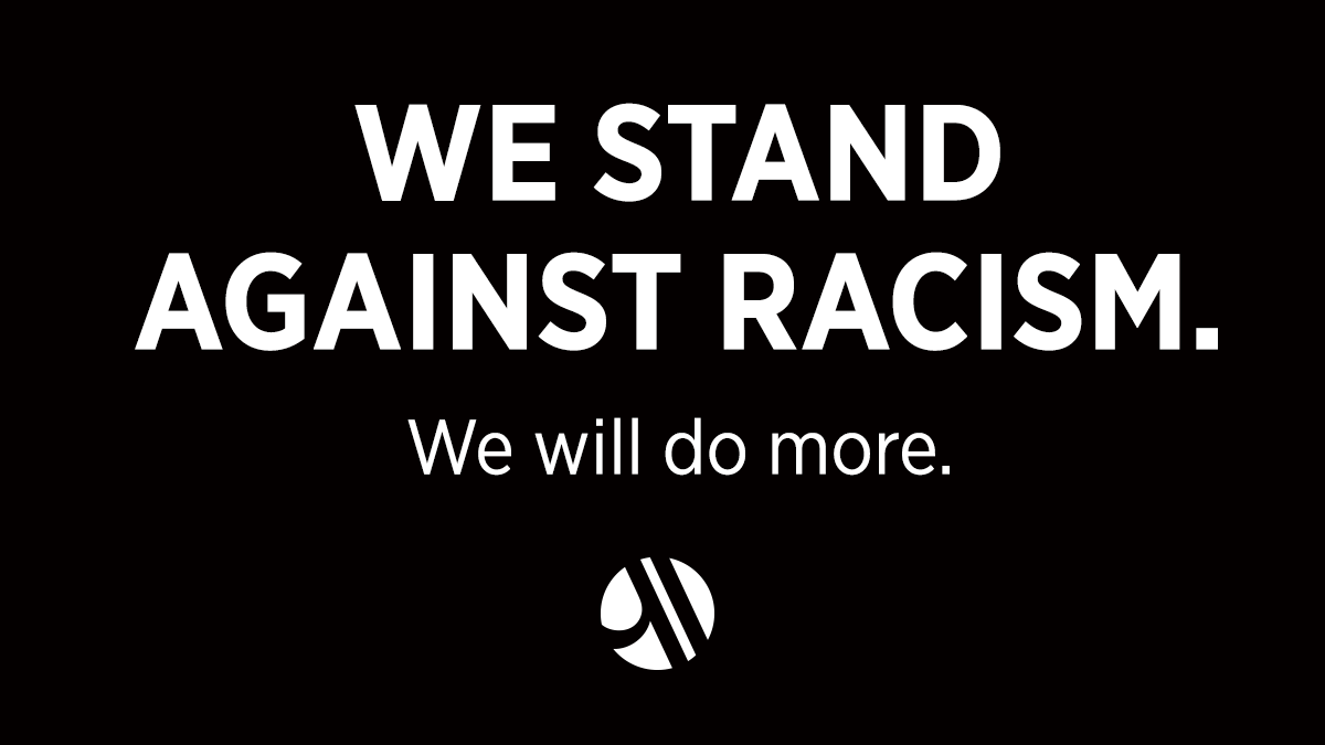 We Stand Against Racism.  For years, we've strived to welcome people regardless of what they look like, where they come from, what their abilities are or who they love.   We believe Black Lives Matter. Here's how we're taking action: https://t.co/gTsY9t7RuR https://t.co/pHayiUmopg