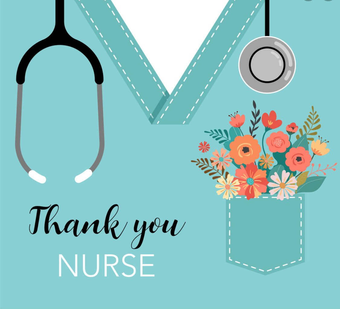#nationalnursesweek#youareappreciated!#nursesrock https://t.co/sNLCs9MKow
