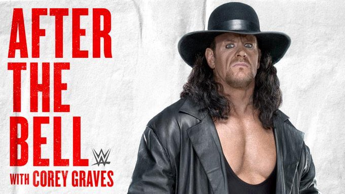Before the final episode of #TheLastRide on @WWENetwork, The @undertaker joins #AfterTheBell! Get it NOW!  https://t.co/8FKCm3ftYR https://t.co/Vjsl6MDuVV