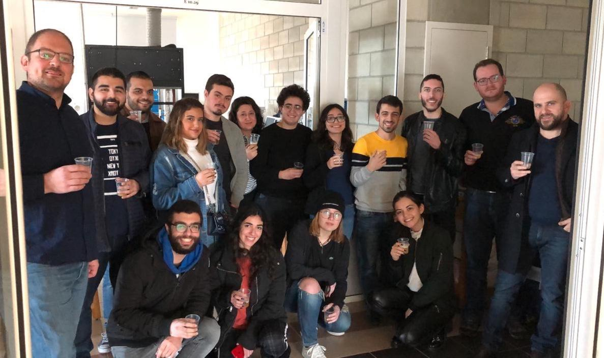 The AIChE NDU Student Chapter held a home-brewing workshop to produce their own IPA. Read all about the process and where they got the materials here: https://t.co/Ta8HcJYnlP https://t.co/0gYBIOXGv2