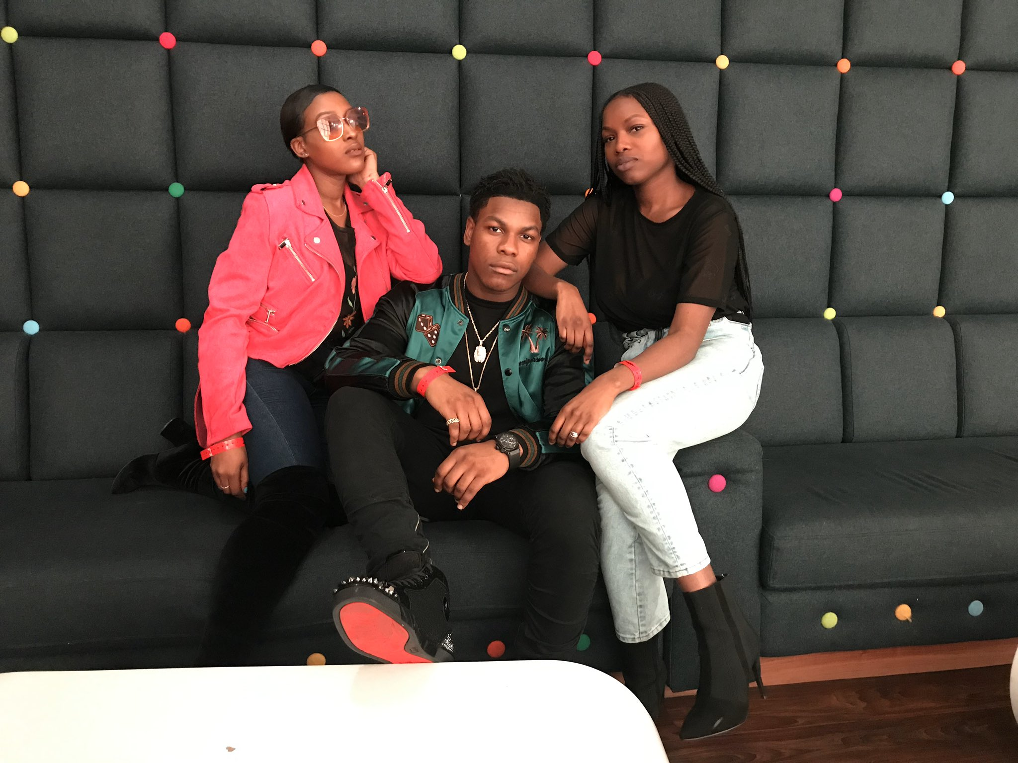 "John Boyega on Twitter: ""Siblings ❤️… """