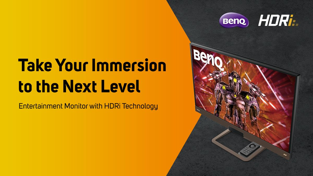 Take your immersion to the next level with @BenQ_UK HDRI Freesync monitors. Experience stunning 4K visuals and a 144Hz refresh rate so you can enjoy your entertainment, your way.  Find out more: https://t.co/1kuOtwlYsS https://t.co/1riMHv2nGS