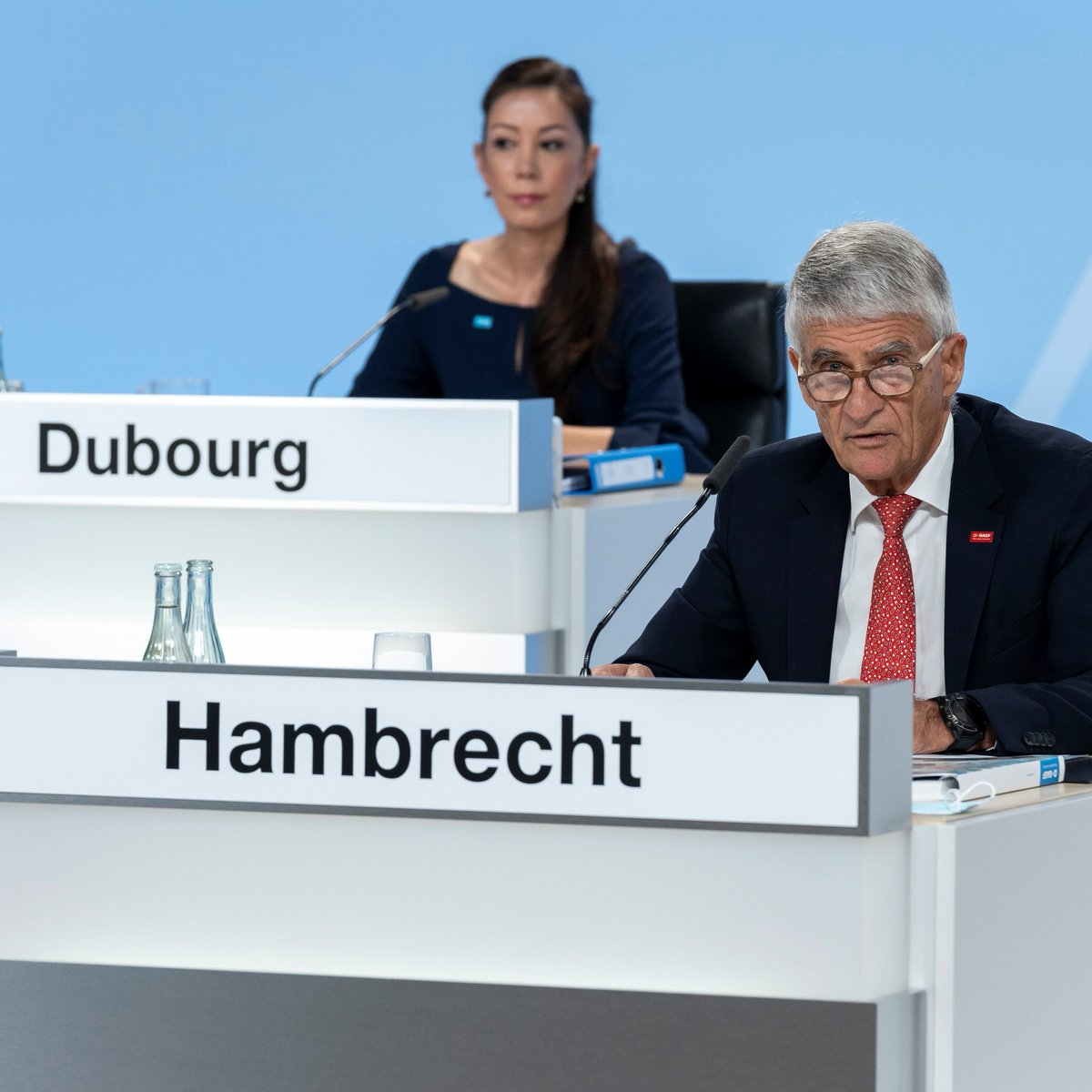 Did you miss our today's annual shareholders' meeting? Then have a look at our impressions! We are also taking you behind the scences in our picture gallery. #BASF_ASM https://t.co/L5JHxKUhLC