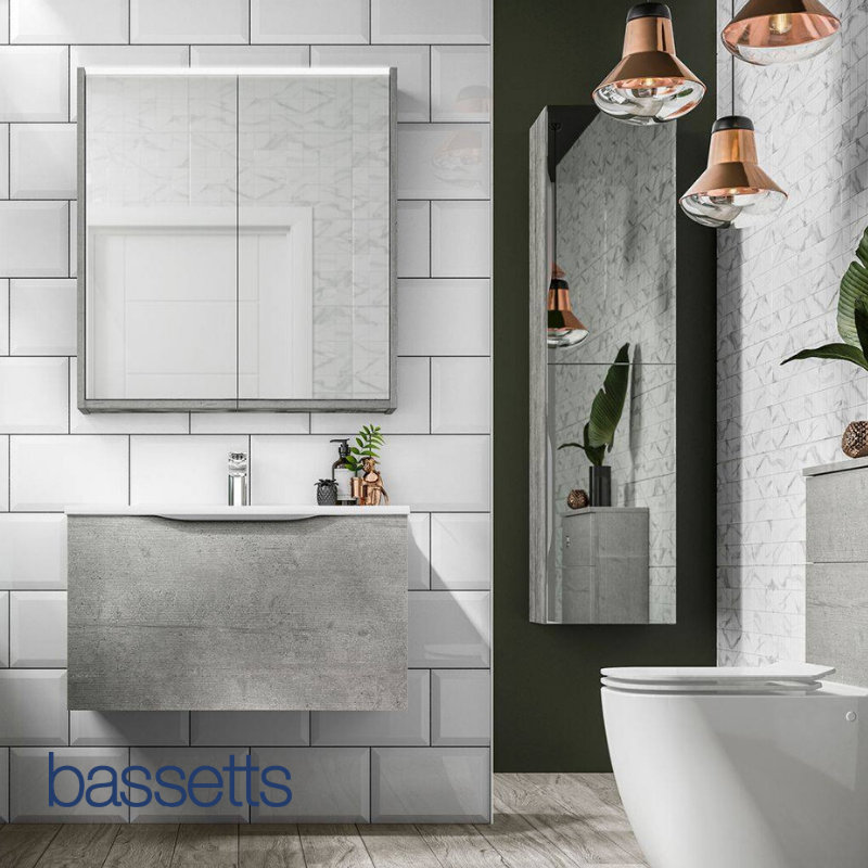 We've got concrete style finishes for both worktops and furniture to give your bathroom the ultimate urban edge. https://t.co/k0jAlhA05Z