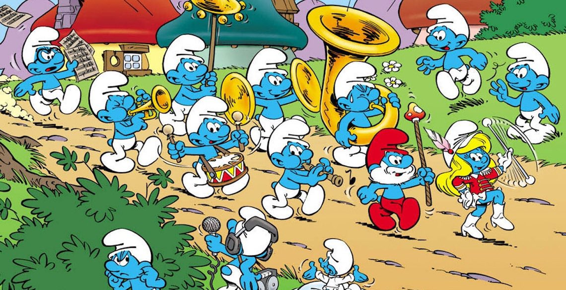 Discussingfilm On Twitter A New Animated Smurfs Series Is In Development At Nickelodeon For A 2021 Release Source Https T Co I1cgawznyy Https T Co Cpe5oqjvxs