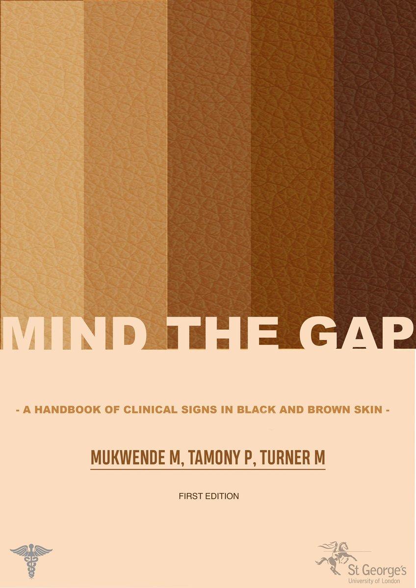 """Verrückt, dass das nicht in jedem Lehrbuch zu finden ist? Leider nein. Der """"Standard-Patient"""" ist weiß und männlich. Ein großartiges Projekt, was @malone_mk hier gestartet hat + weiter führt! Helft mit, es in unseren Kliniken + Praxen bekannt zu machen! #Twankenhaus4change /3J"""